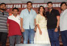 saakshyam success meet pictures