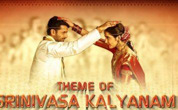Srinivasa Kalyanam Theme