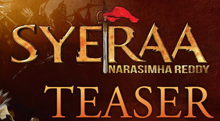 Syeraa Teaser