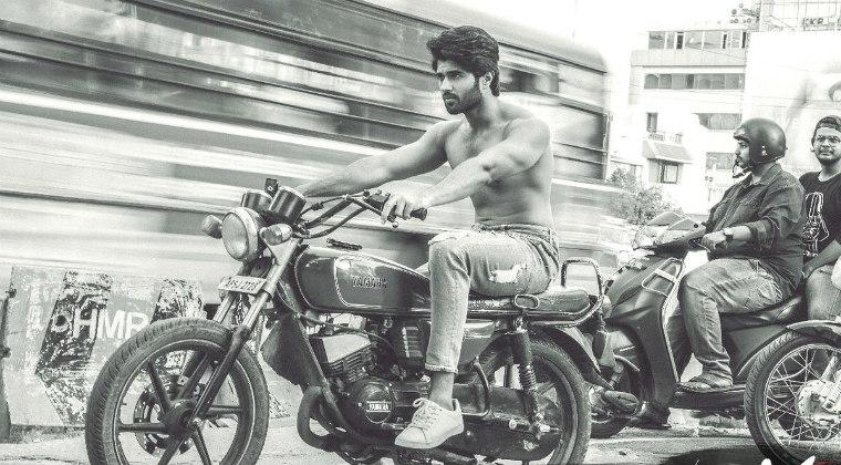 Vijay Deverakonda ROWDY