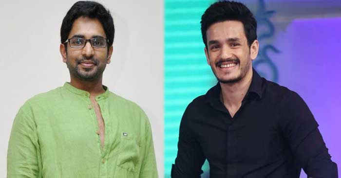 Akhil to team up Prabhas
