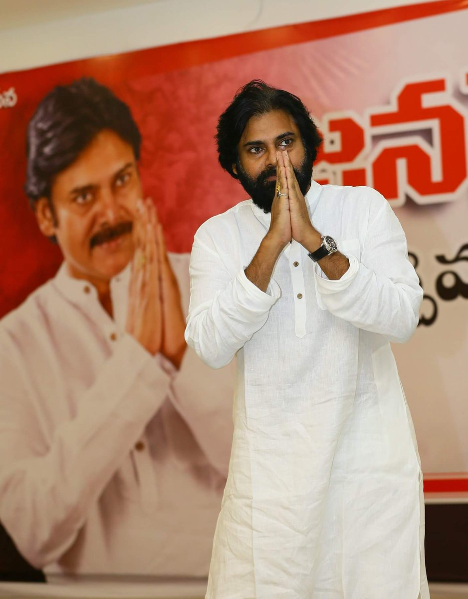 Pawan appeals fans not to pull Jagan's family
