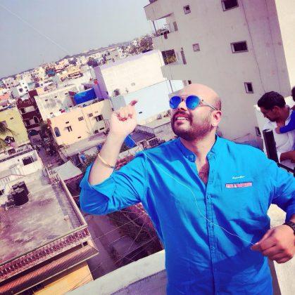 Actor Chakravarthi Chiintu New Stills (5)