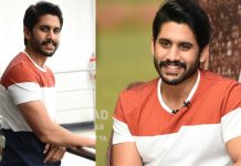 Actor Naga Chaitanya Interview Photos