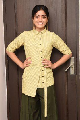 Actres Rashmika Mandanna Interview