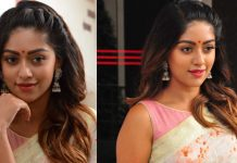 Actress Anu Emmanuel Interview Stills
