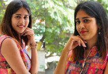 Actress Chandini Chowdary Interview Photos