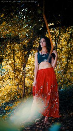 Actress Shanvi Srivatsava New Stills (3)
