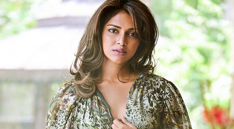 Amala Paul Comments About Her Second Marriage