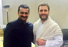 Bandla ganesh joins congress