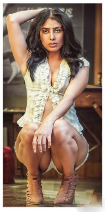 Bhairava Geetha Actress Irra Mor Hot Photo Shoot Teluguodu