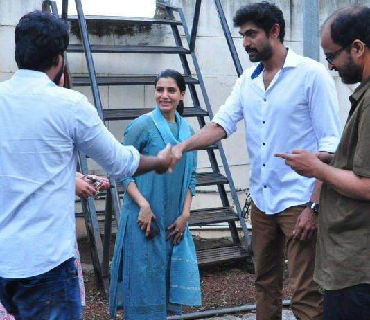 Celebrities at C/o Kancharlepalam Movie Premier show
