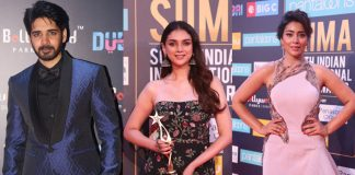 Celebrities at SIIMA Awards 2018 Photos Last set