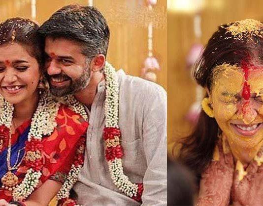 Colors Swathi Reddy Wedding Photos