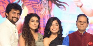 Devadas Movie Audio Launch Photos