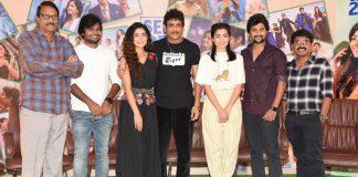 Devadas Movie Press Meet Photos