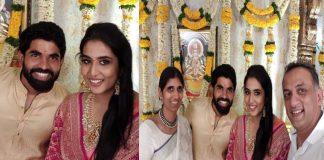 Director Rajamouli Son Karthikeya Engagement Pics