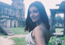 Enchanting Kajal Aggarwal Fun Time Photoshoot Pics