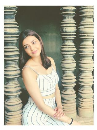 Enchanting Kajal Aggarwal Fun Time Photoshoot Pics (1)