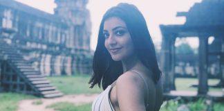 Enchanting Kajal Aggarwal Fun Time Photoshoot Pics