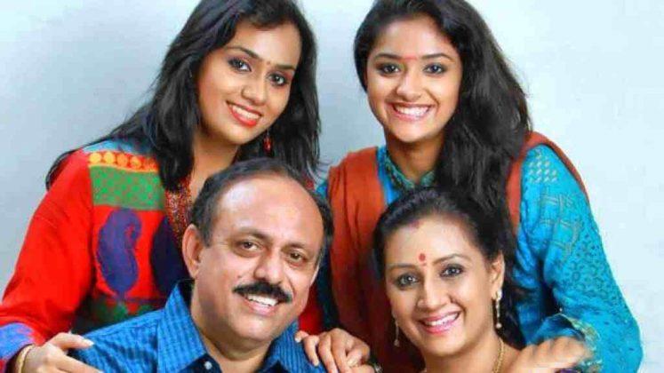 Keerthy Suresh Scintillating Smiley Photos (1)