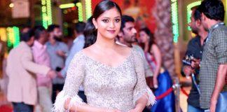 Keerthy Suresh at SIIMA Awards 2018