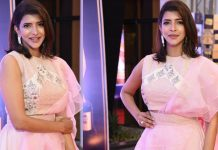 Lakshmi Manchu at Gaana Mirchi Music Awards