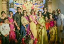 Lakshmi Manchu at Om Maha Ganesha Association Pics