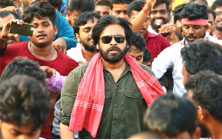 Pawan Kalyan's Red Revolution and Postcard Campaign