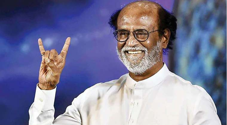 RAJINIKANTH political party launch
