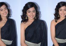 Rashmika Mandanna Photos Devadas Audio Launch