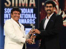 Rana Receive Awards For Baahubali 2, Nene Raju Nene Mantri andGhazi