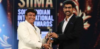 Rana Receive Awards For Baahubali 2, Nene Raju Nene Mantri andGhazi