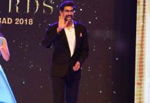 Rana at Times Business Awards 2018 pics
