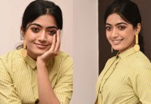 Actres Rashmika Mandanna Interview Stills