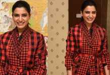 Actress Samantha Akkineni New Stills