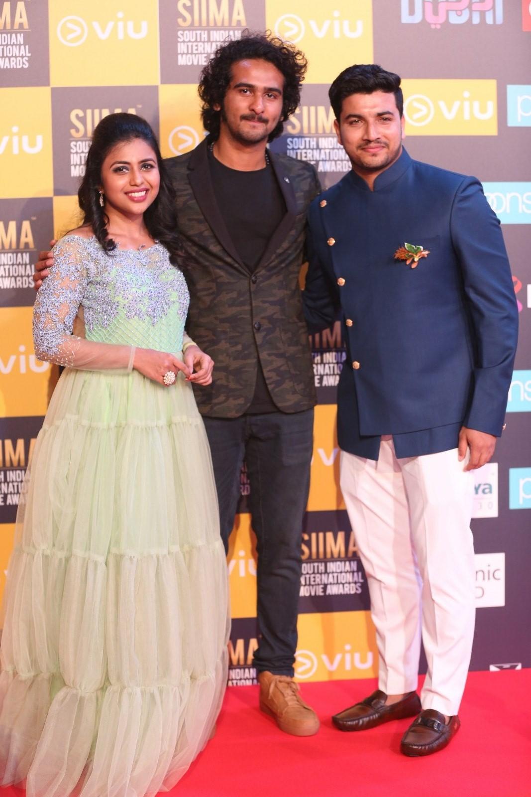 Celebrities At Siima Awards 2018 Photos Set 2 Teluguodu