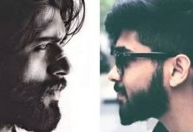 Tamil arjun reddy shooting completed