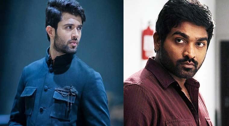 Vijay devarakonda In Tamil Movie