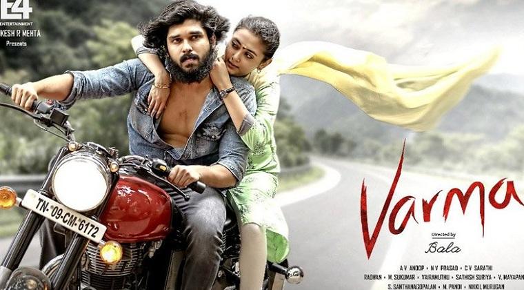 arjun reddy tamil remake varma dhruv debut