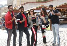 f2 fun and Frustration on sets picture