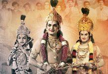 balakrishna Krishna look is out