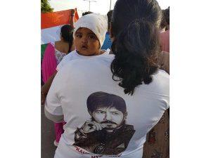 Kaushal army madhapur rally