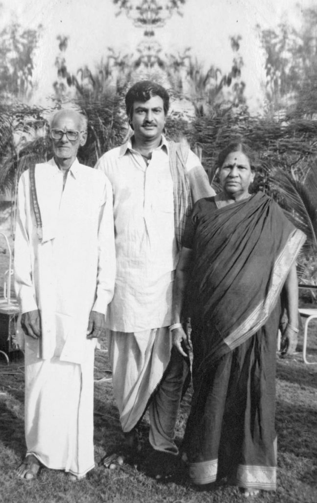 mohan babu mother passes away