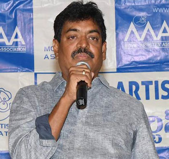movie artiste association sivaji raja srikanth naresh