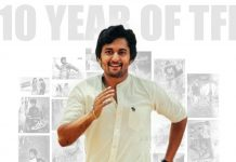 nani completes 10 years in industry