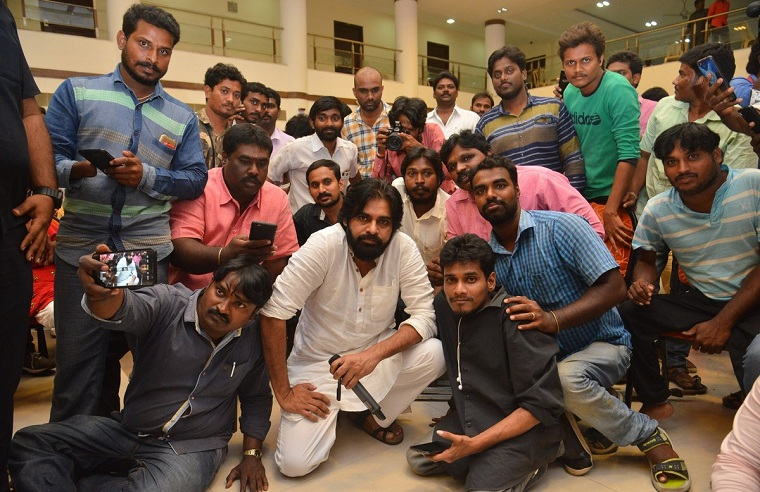 pawan kalyan physically challenged eluru meeting