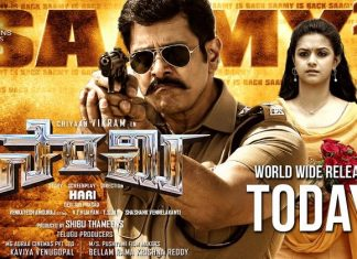 Saamy 2 Full Movie Review and Rating