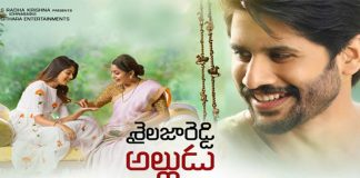 sailaja reddy alludu Movie Review