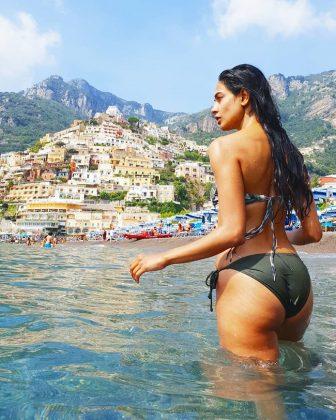 sarah jane dias bikini